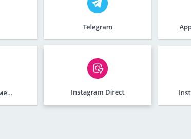 Официальный Инстаграм Директ в Битрикс24